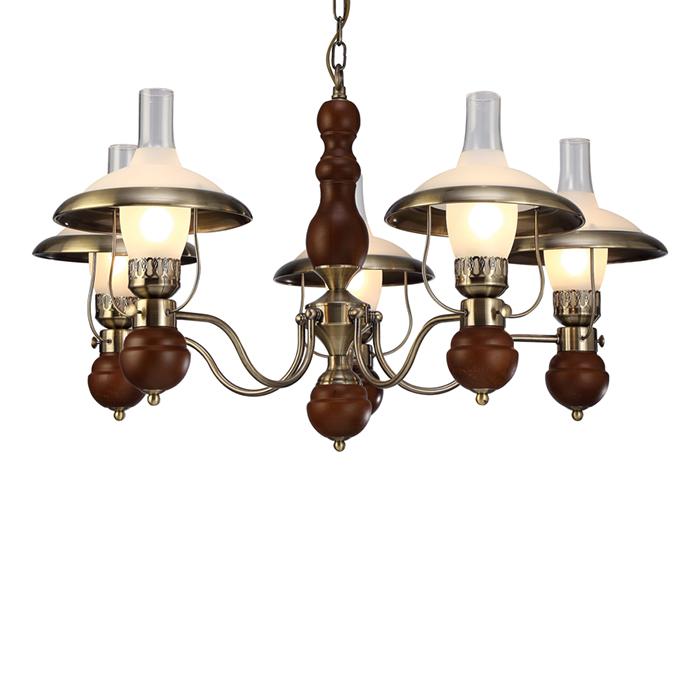 Светильник подвесной Arte Lamp CAPANNA A4533LM-5ABA4533LM-5AB