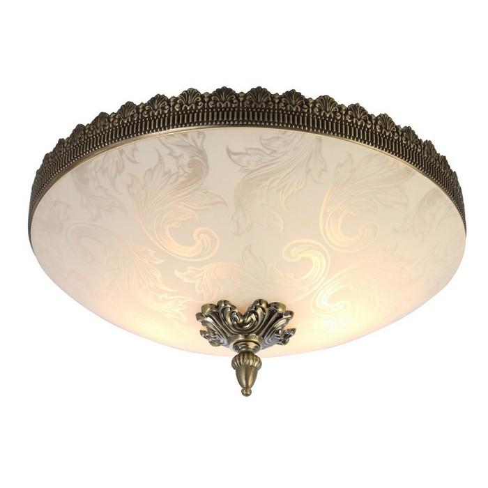 Светильник потолочный Arte Lamp CROWN A4541PL-3ABA4541PL-3AB