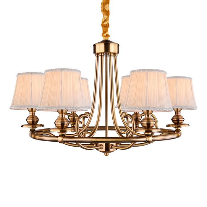 Светильник подвесной Arte Lamp EMPIRE A5012LM-6RB