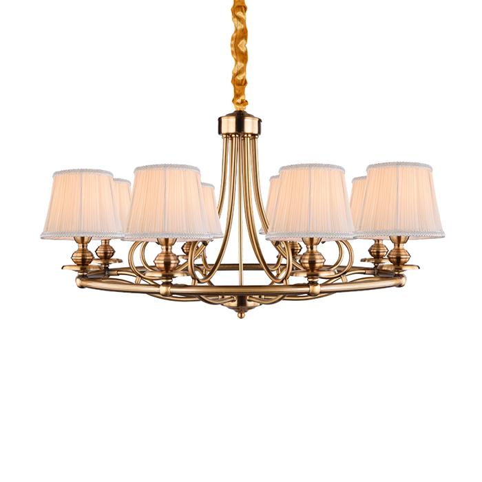 Светильник подвесной Arte Lamp EMPIRE A5012LM-8RB