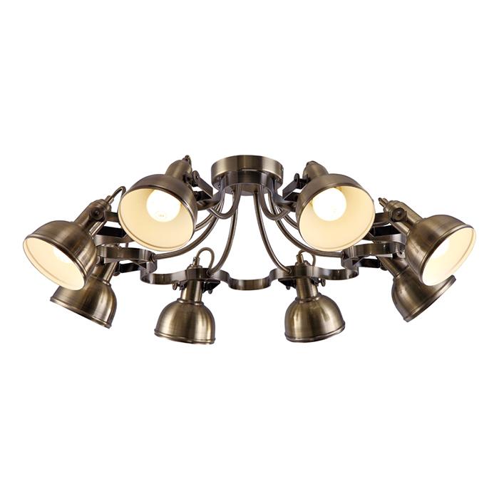 Светильник потолочный Arte Lamp MARTIN A5216PL-8ABA5216PL-8AB