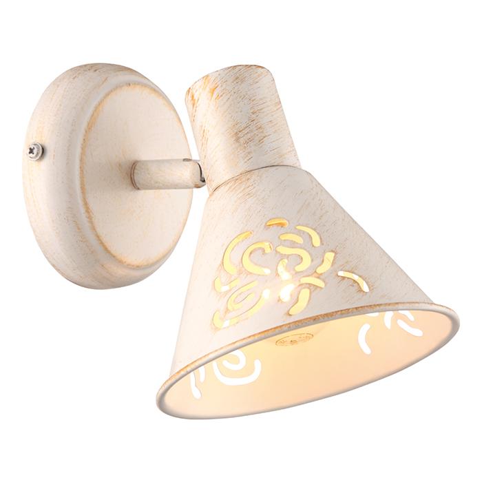 Светильник настенный Arte Lamp CONO A5218AP-1WGA5218AP-1WG