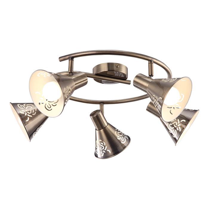 Светильник потолочный Arte Lamp CONO A5218PL-5ABA5218PL-5AB