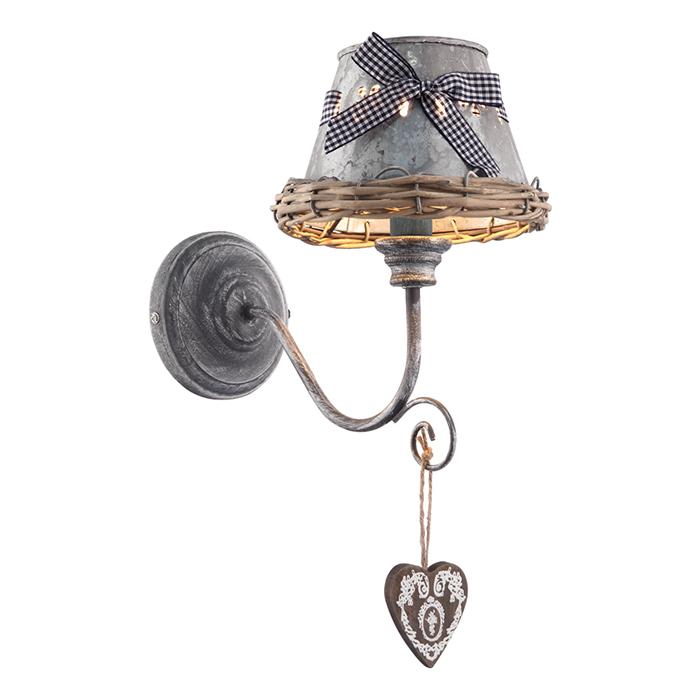 Светильник настенный Arte Lamp FATTORIA A5290AP-1RIA5290AP-1RI
