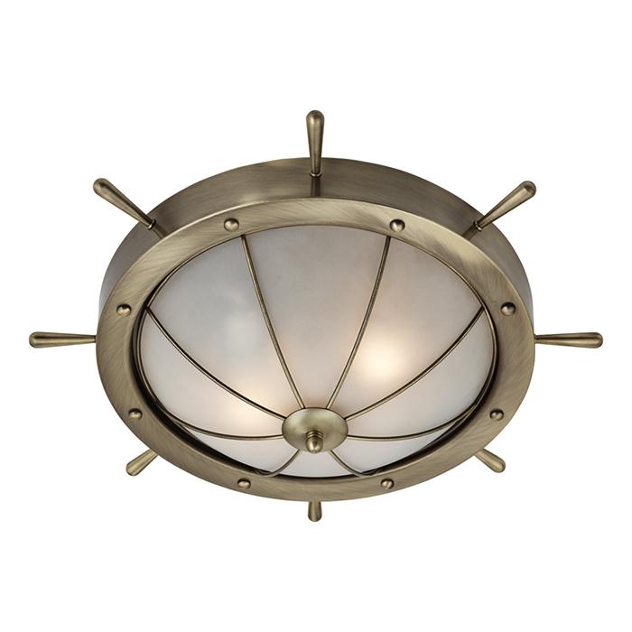 Светильник потолочный Arte Lamp WHEEL A5500PL-2ABA5500PL-2AB