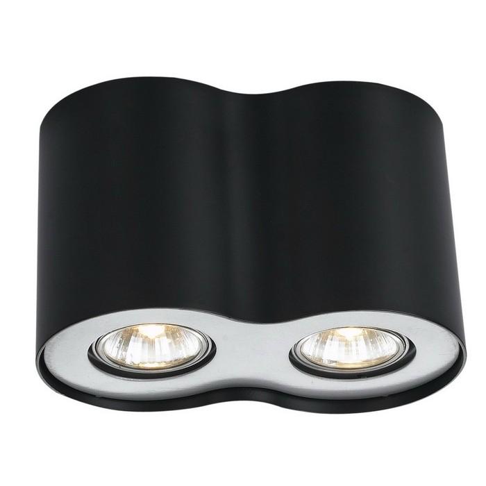 Светильник потолочный Arte Lamp FALCON A5633PL-2BKA5633PL-2BK