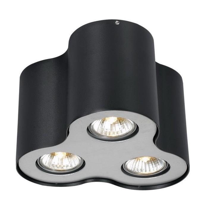 Светильник потолочный Arte Lamp FALCON A5633PL-3BKA5633PL-3BK
