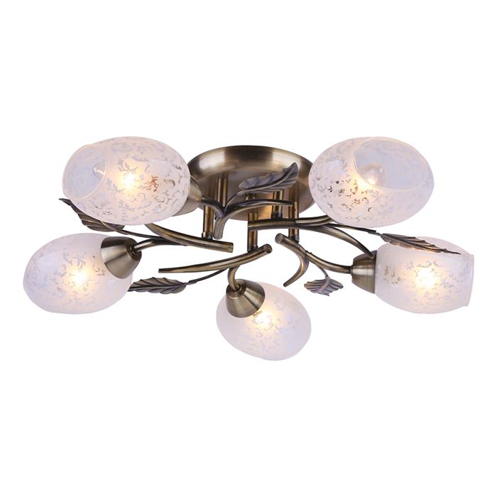 Светильник потолочный Arte Lamp Anetta A6157PL-5ABA6157PL-5AB