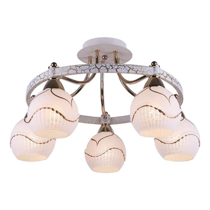 Светильник потолочный Arte Lamp Daniella A6173PL-5WGA6173PL-5WG