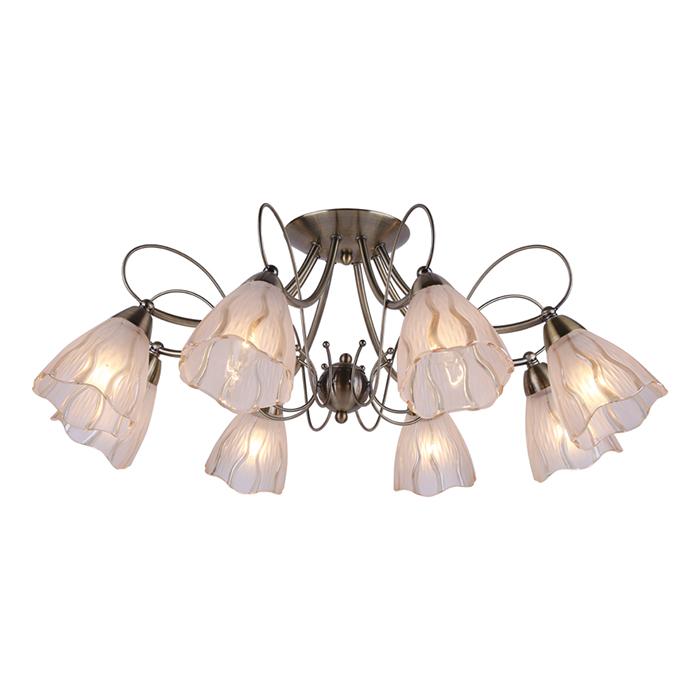 Светильник потолочный Arte Lamp Monica A6189PL-8ABA6189PL-8AB