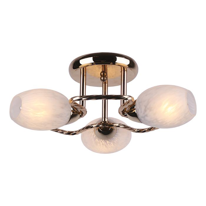 Светильник потолочный Arte Lamp Cosetta A6211PL-3GOA6211PL-3GO