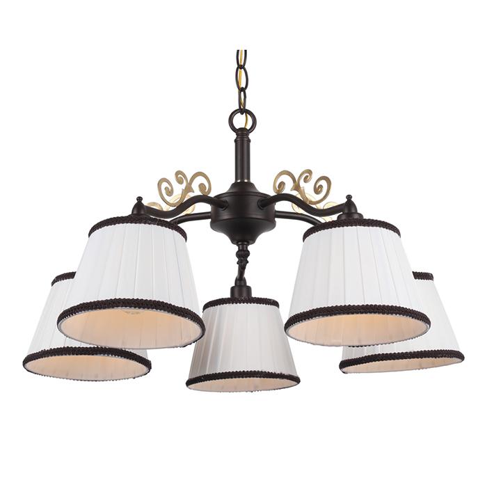 Светильник подвесной Arte Lamp CAPRI A6344LM-5BRA6344LM-5BR