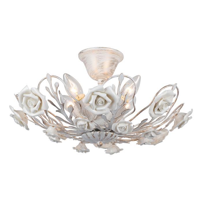 Светильник потолочный Arte Lamp IDILLIO A6356PL-4WGA6356PL-4WG