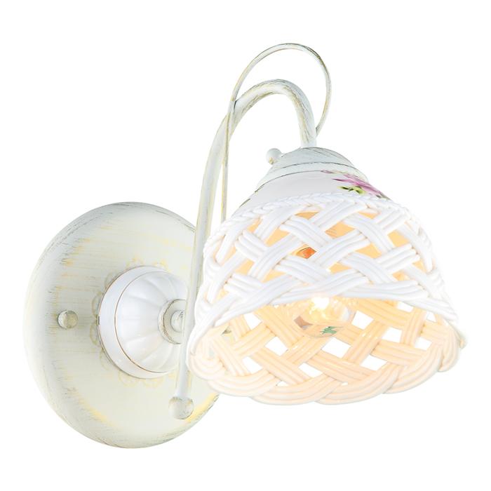 Светильник настенный Arte Lamp WICKER A6616AP-1WG - Arte LampA6616AP-1WG