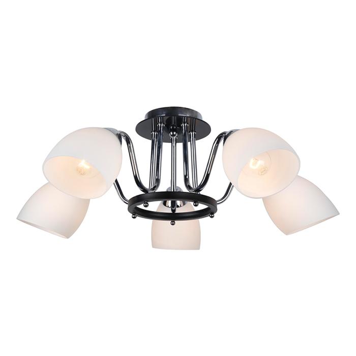 Светильник потолочный Arte Lamp FIORENTINO A7144PL-5BKA7144PL-5BK