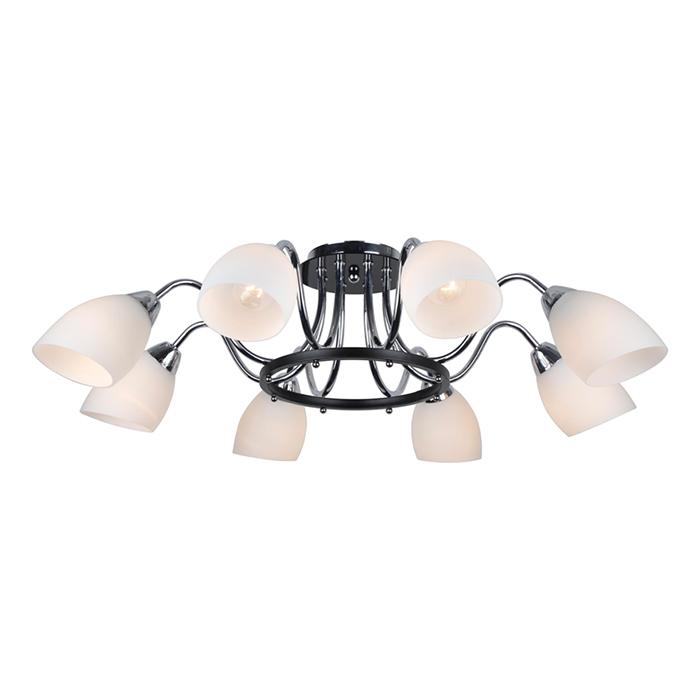 Светильник потолочный Arte Lamp FIORENTINO A7144PL-8BKA7144PL-8BK