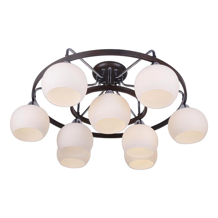 Светильник потолочный Arte Lamp EMPOLI A7148PL-9CKA7148PL-9CK