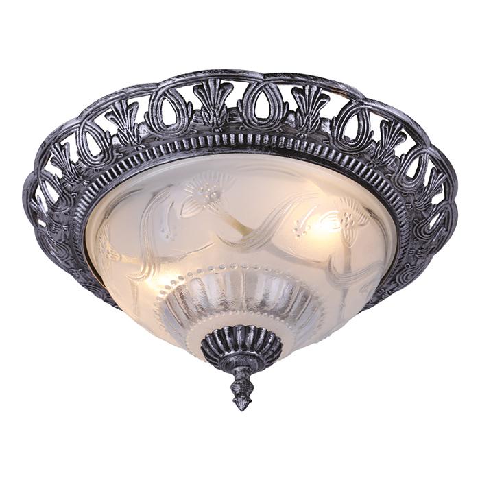 Светильник настенно-потолочный Arte Lamp Piatti A8001PL-2SBA8001PL-2SB