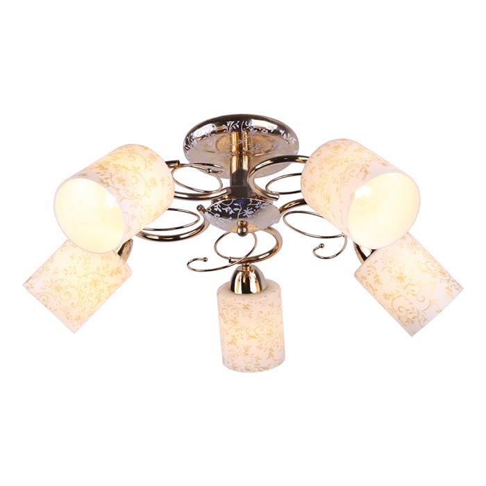 Светильник потолочный Arte Lamp Ornella A8164PL-5GOA8164PL-5GO