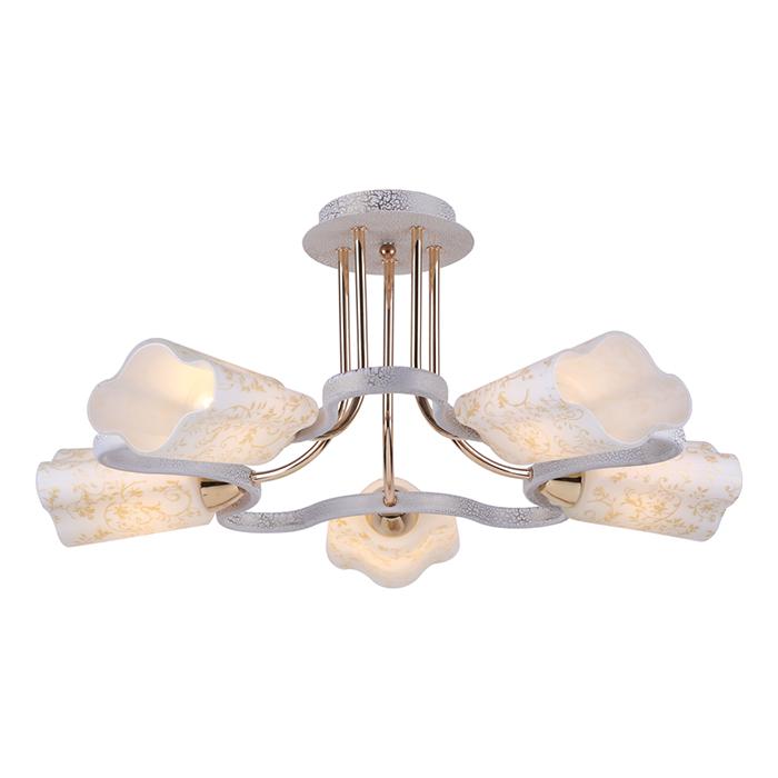 Светильник потолочный Arte Lamp Romola A8182PL-5WGA8182PL-5WG