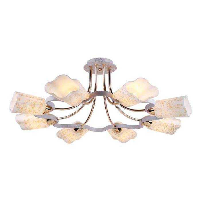 Светильник потолочный Arte Lamp Romola A8182PL-8WGA8182PL-8WG