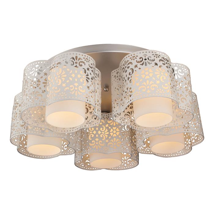 Светильник потолочный Arte Lamp HELEN A8348PL-5WHA8348PL-5WH
