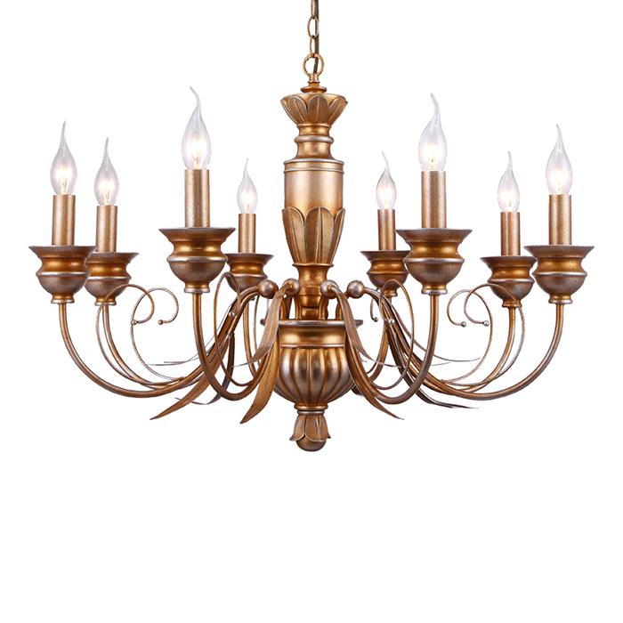 Светильник подвесной Arte Lamp Doratura A9075LM-8GAA9075LM-8GA
