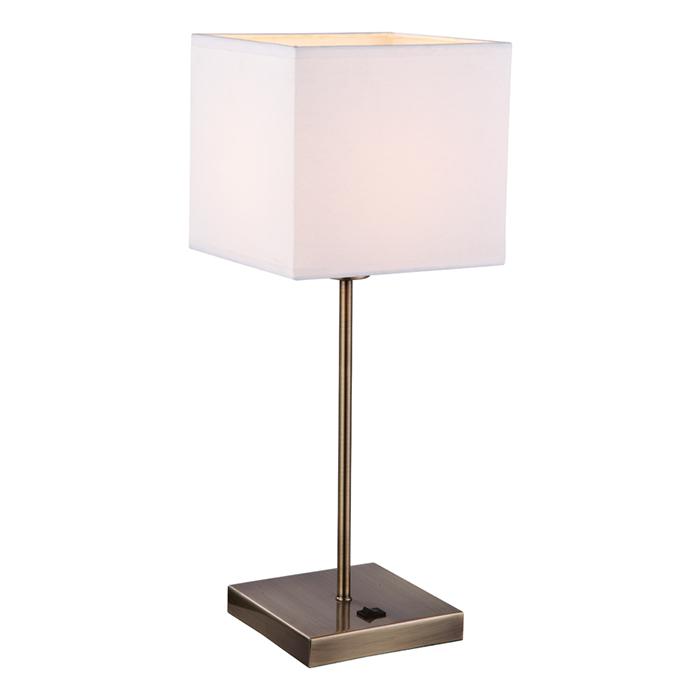 Светильник настольный Arte Lamp Cubes A9247LT-1ABA9247LT-1AB