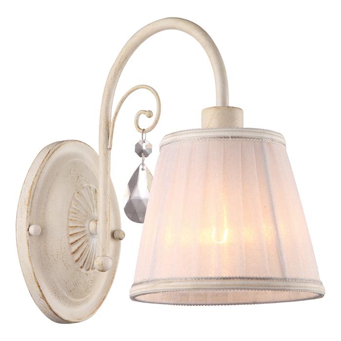 Светильник настенный Arte Lamp ALEXIA A9515AP-1WGA9515AP-1WG