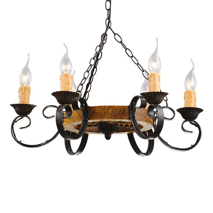 Светильник подвесной Arte Lamp Taverna A9520LM-6BRA9520LM-6BR