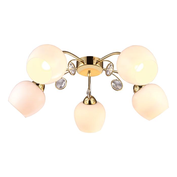 Светильник потолочный Arte Lamp MILLO A9549PL-5GOA9549PL-5GO
