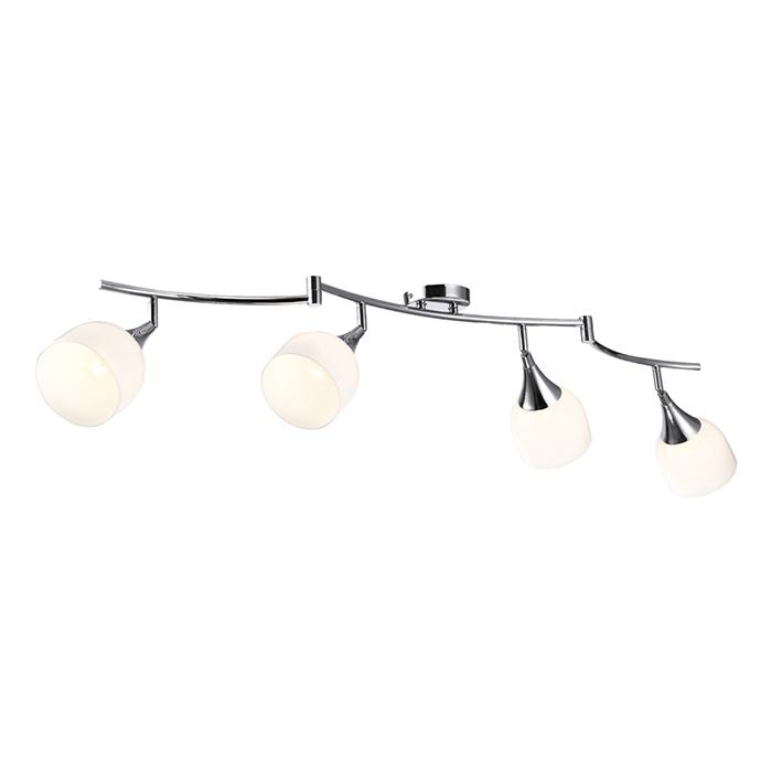 Светильник потолочный Arte Lamp TRUMPET A9556PL-4CCA9556PL-4CC