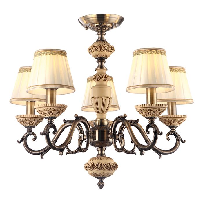 Светильник потолочный Arte Lamp CHERISH A9575PL-5ABA9575PL-5AB