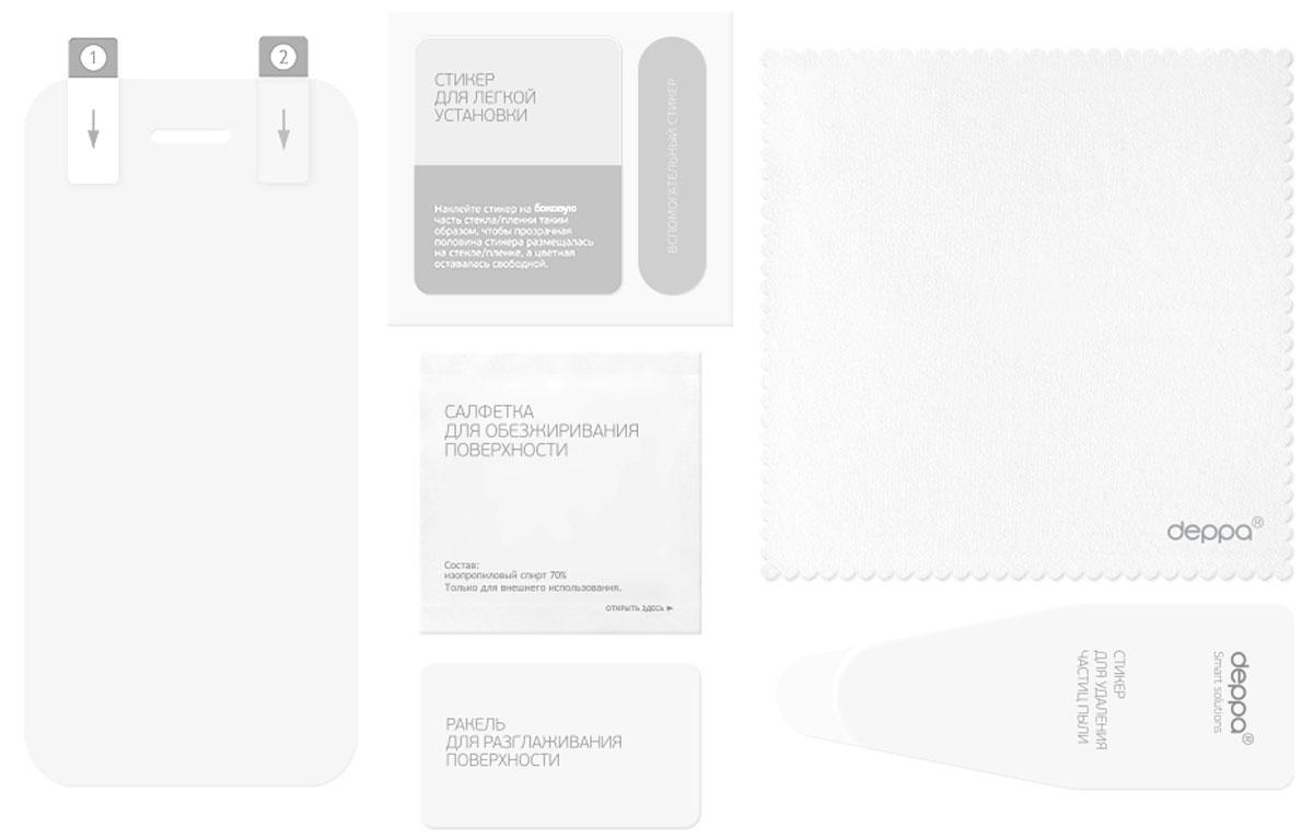 Deppa Art Case чехол для Samsung Galaxy S5 mini (медведь, гармонь)