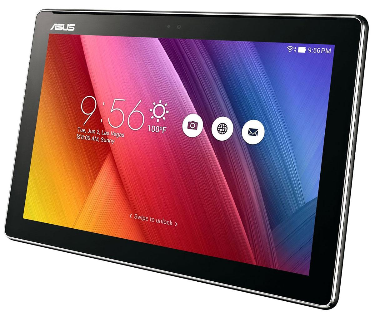 Asus ZenPad 10 ZD300CL, Black (90NP01T1-M01060)90NP01T1-M01060Все модели серии ZenPad объединены общей дизайн-философией Zen, которая направлена на разработку красивых и высокотехнологичных устройств - роскоши, доступной для каждого. Внешний вид этого планшета - яркий, стильный, современный - не оставит равнодушным ни одного пользователя! Великолепное изображение: ASUS VisualMaster - это общее название комплекса аппаратных и программных средств улучшения изображения за счет оптимизации множества параметров, включая контрастность, резкость, цветопередачу, яркость. ASUS VisualMaster - залог красочной и реалистичной картинки на экране планшета. Интеллектуальная оптимизация контрастности: Оптимизация контрастности служит для более точной передачи оттенков в самых ярких и самых темных участках изображения. Невероятный звук: За великолепное звучание планшетов ZenPad отвечают передовые аудиотехнологии DTS-HD Premium Sound и SonicMaster. Док-станция ASUS Audio Dock: ASUS...