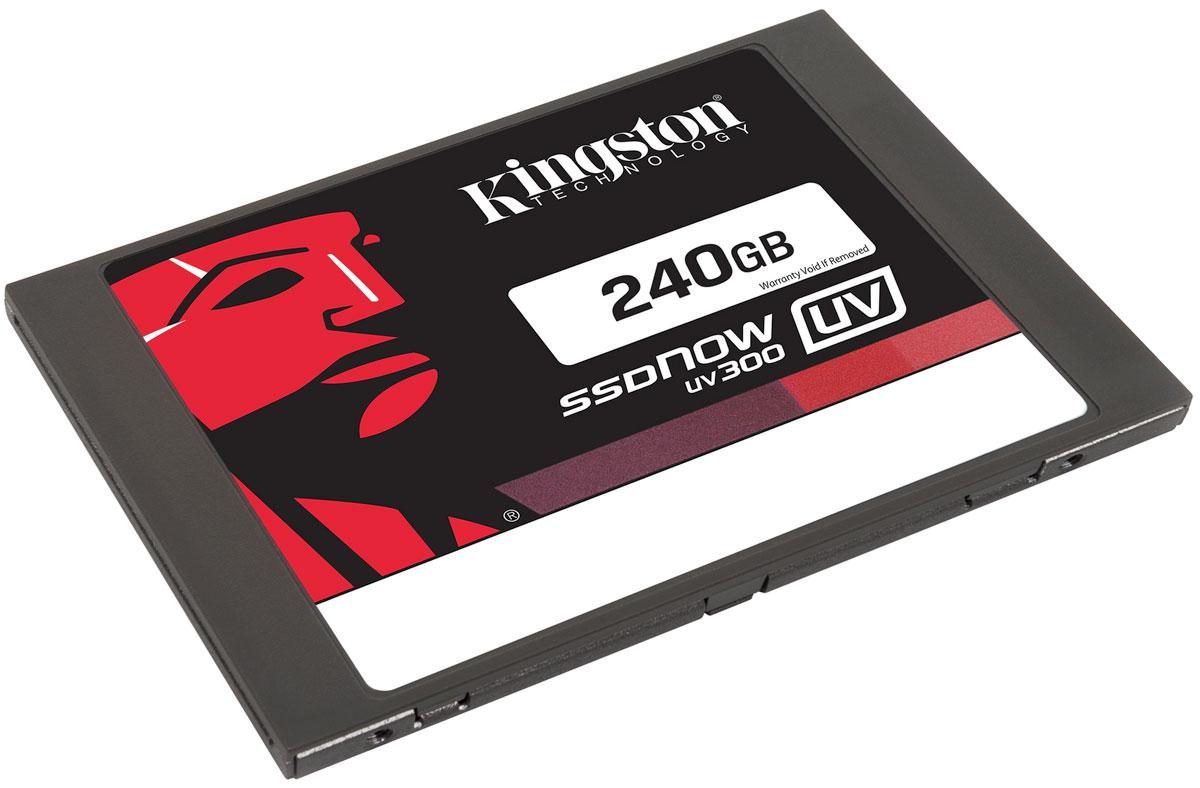 Kingston UV300 240GB SSD-накопитель ( SUV300S37A/240G )