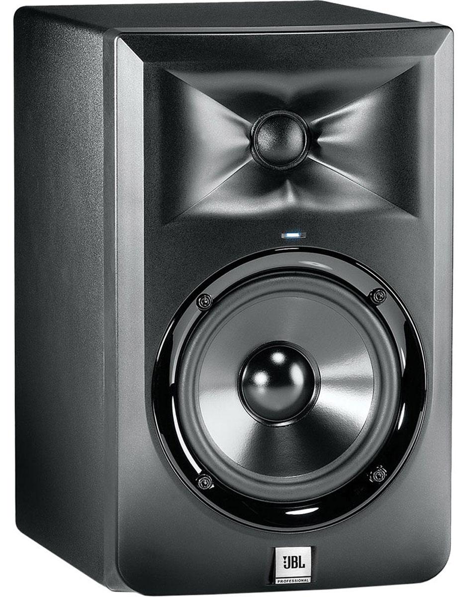 JBL LSR305, Black студийная акустическая система