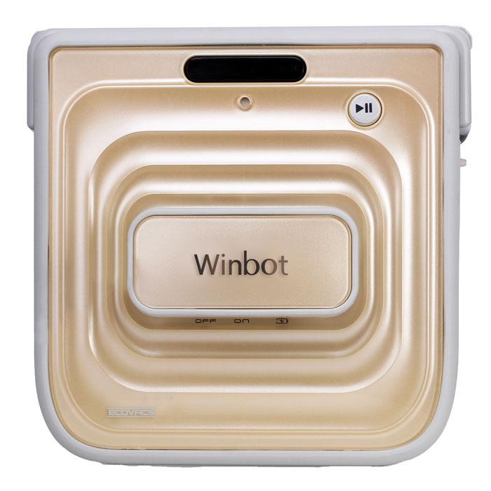 Winbot W710, Beige робот для мойки оконW710Робот для мойки окон Winbot W710 самостоятельно выстраивает маршрут уборки - в зависимости от размеров, формы и типа окна. Мойщик производит весь цикл работ за вас: с помощью специального чистящего раствора он удаляет основной слой пыли и грязи. Оставшиеся загрязнения устраняет скребок, а задняя салфетка из микрофибры протирает поверхность – в результате окна чистые и сухие. На всевозможные препятствия у устройства предусмотрен целый арсенал средств. Противоскользящие протекторы не позволяют прибору скользить и сбиваться с намеченного пути. Система попеременного всасывания двойных всасывающих колец страхует от падения. Бамперы и боковые ролики предотвращают возможность порчи стекла. А благодаря наличию прорезиненного корпуса мойщик не повреждает рамы окон. В процессе работы специальный датчик измеряет давление, оказываемые на окно, позволяя корректировать маршрут. Так, обнаружив потерю давлению, мойщик останавливается и разворачивается в другом...