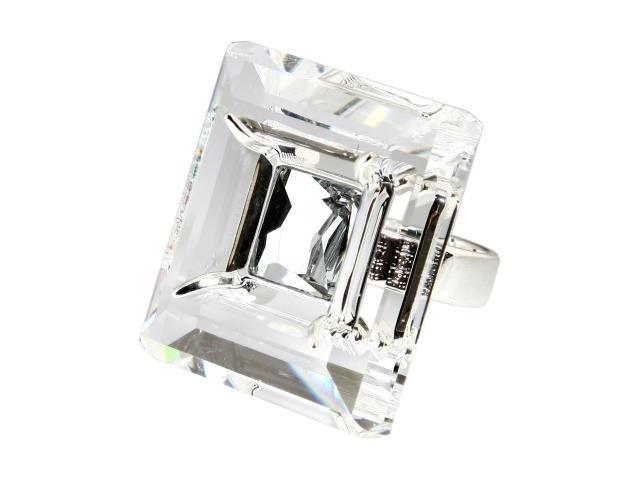 Кольцо Jenavi Коллекция Тайны вселенной Проксима, цвет: серебряный, белый. b827f000. Размер 18b827f000Коллекция Тайны вселенной, Проксима (Кольцо) гипоаллергенный ювелирный сплав,Серебрение c род. , вставка Кристаллы Swarovski , цвет - серебряный, белый, размер - 18 избегать взаимодействия с водой и химическими средствами