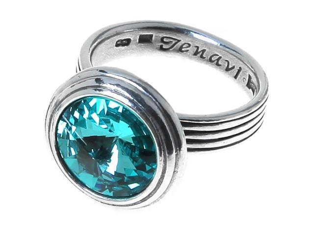 Кольцо Jenavi Эмбаси, цвет: серебряный, голубой. j1713041. Размер 16j1713041Стильное кольцо Jenavi Эмбаси выполнено из гипоаллергенного ювелирного сплава и оформлено кристаллом Swarovski. Стильное кольцо придаст вашему образу изюминку, подчеркнет индивидуальность.