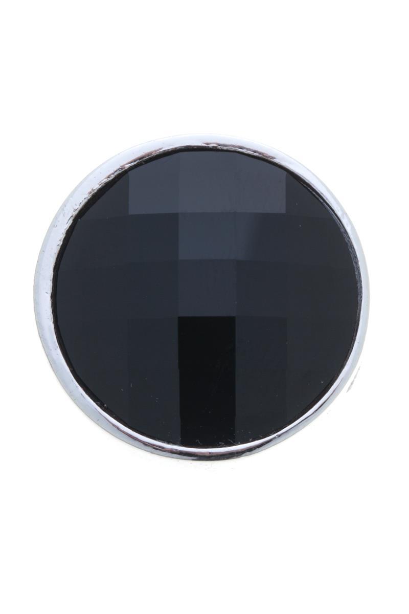 Накладка на кольцо-основу Jenavi Коллекция Ротор Сцрев, цвет: серебряный, черный. k193fr60. Размер 2k193fr60Коллекция Ротор, Сцрев (Накладка,которая одевается на кольцо основу) гипоаллергенный ювелирный сплав,Серебрение c род. , вставка Кристаллы Swarovski , цвет - серебряный, черный избегать взаимодействия с водой и химическими средствами