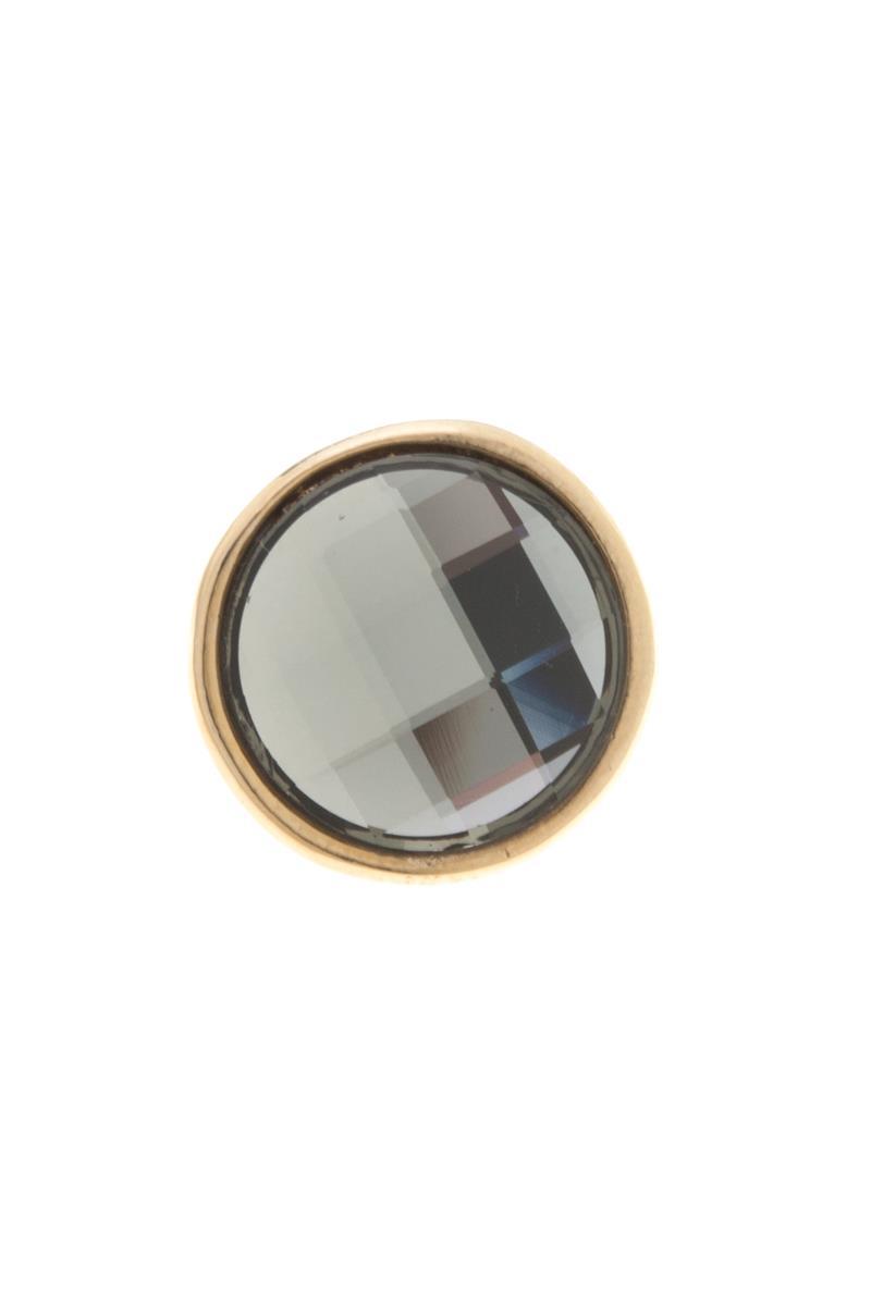 Накладка на кольцо-основу Jenavi Коллекция Ротор Круви, цвет: золотой, серый. k194pr66. Размер 1k194pr66Коллекция Ротор, Круви (Накладка,которая одевается на кольцо основу) гипоаллергенный ювелирный сплав,Позолота , вставка Кристаллы Swarovski , цвет - золотой, серый избегать взаимодействия с водой и химическими средствами