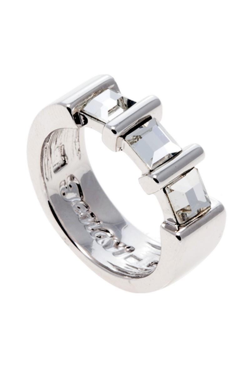 Кольцо Jenavi Коллекция Quadro Таулу, цвет: серебряный, белый. r843f000. Размер 17r843f000Коллекция Quadro, Таулу (Кольцо) гипоаллергенный ювелирный сплав,Серебрение c род. , вставка Кристаллы Swarovski , цвет - серебряный, белый, размер - 17 избегать взаимодействия с водой и химическими средствами