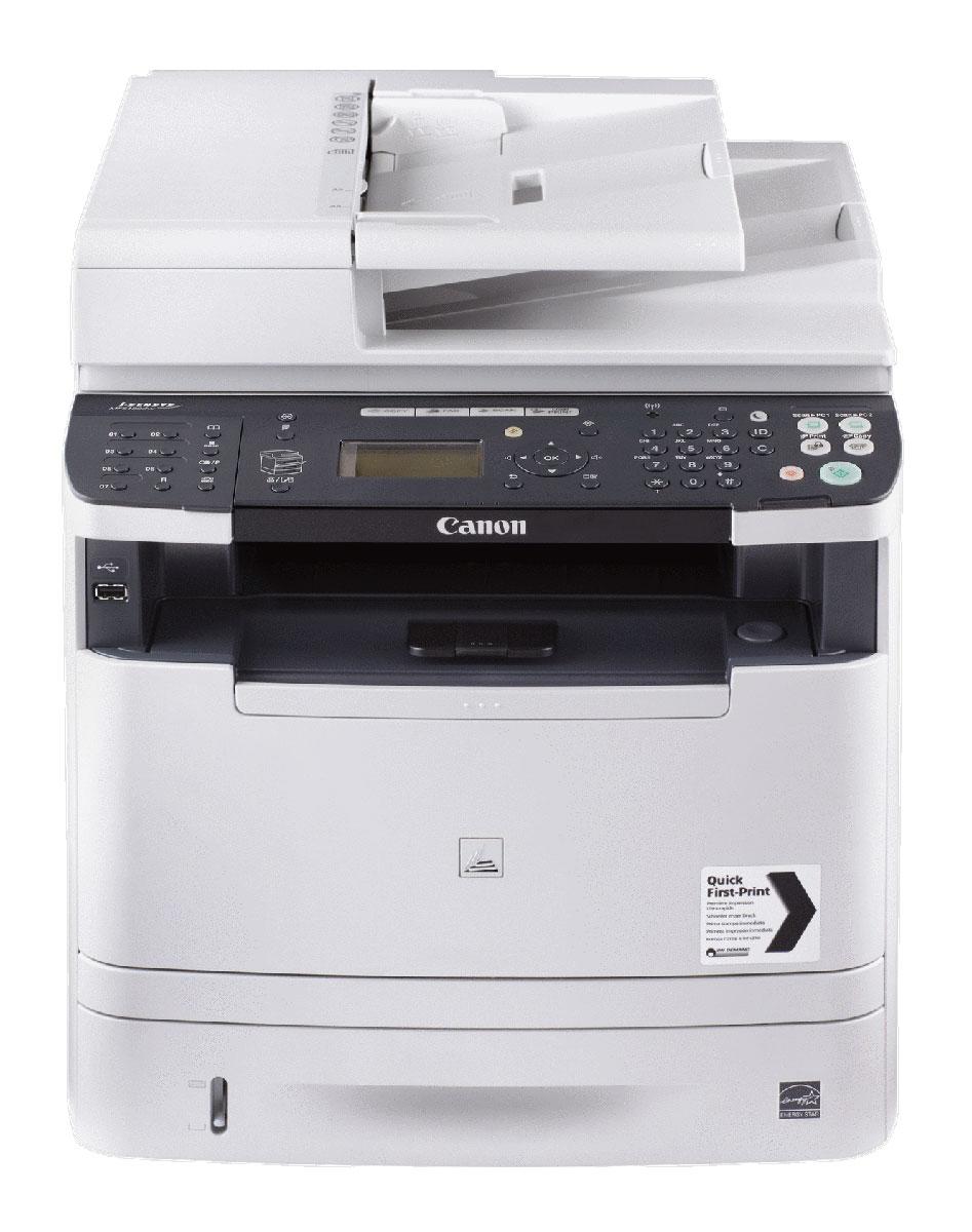 Canon i-SENSYS MF6180DW МФУ8482B040МФУ Canon i-SENSYS MF6180DW МФУ Canon i-SENSYS MF6140DN создано для экономичной черно-белой печати во взаимосвязанной многопользовательской среде. Имеет поддержку Wi-Fi и облачной печати. Теперь вы получите результаты быстрее благодаря технологии Quick First-Print, которая обеспечивает быстрое начало печати при выходе из спящего режима, скорость печати до 33 стр/мин и получение первого отпечатка в течение 6 секунд. Благодаря вместимости в 800 листов и дополнительным лоткам для бумаги вам не понадобится постоянно подгружать бумагу в периоды высокой нагрузки. Функция сканирования непосредственно в электронное сообщение, сетевые папки или USB-накопители позволяет увеличить производительность и ускорить рабочие процессы. Функцию отправки SEND от Canon легко использовать с помощью кнопок, которые позволяют указать адресата одним нажатием, а формат Compact PDF обеспечивает высокое качество изображений в файле небольшого размера, повышая эффективность...
