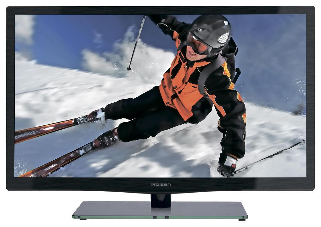Rolsen RL-39S1502T2C, Black телевизор