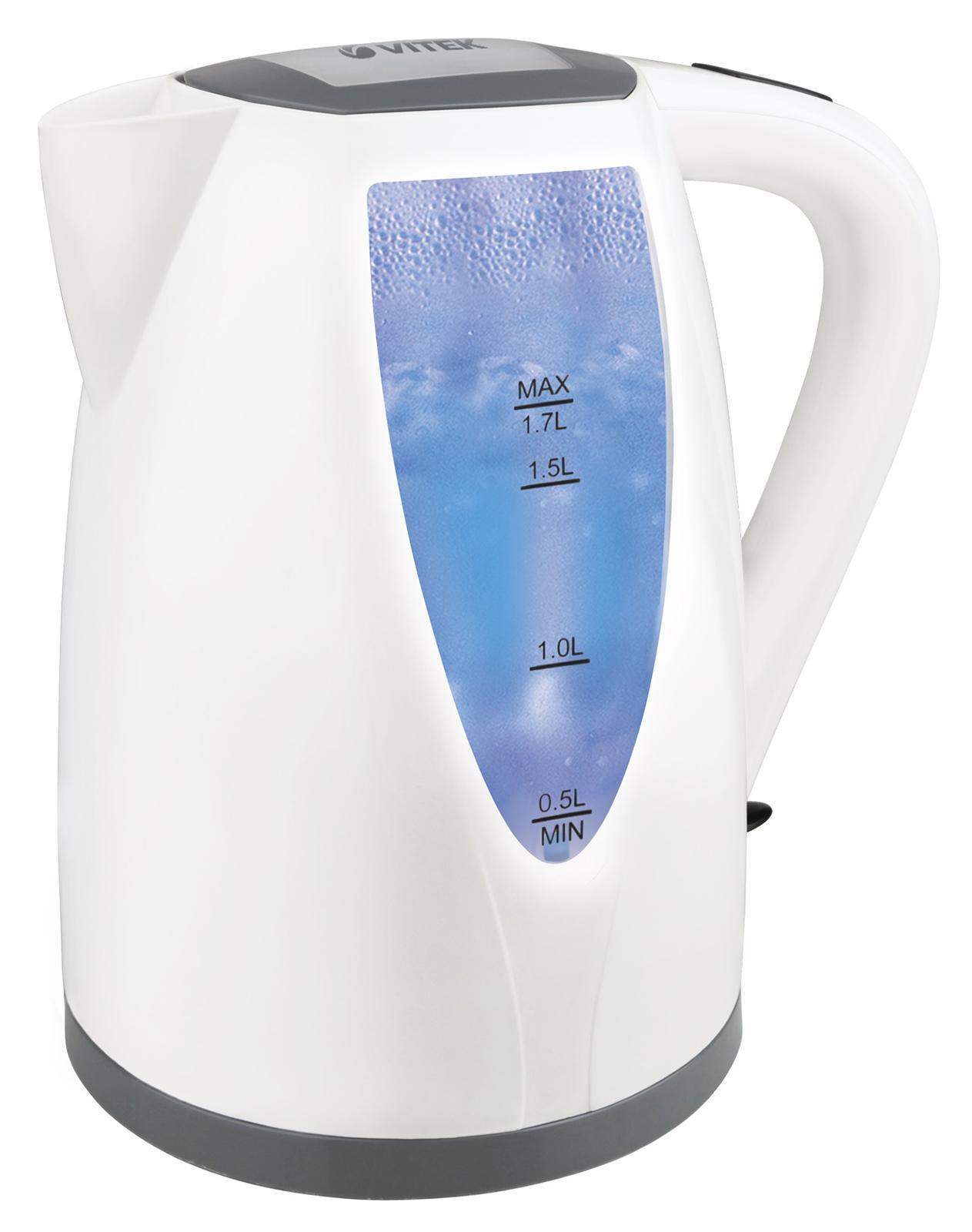 Vitek VT-7014, White электрический чайник