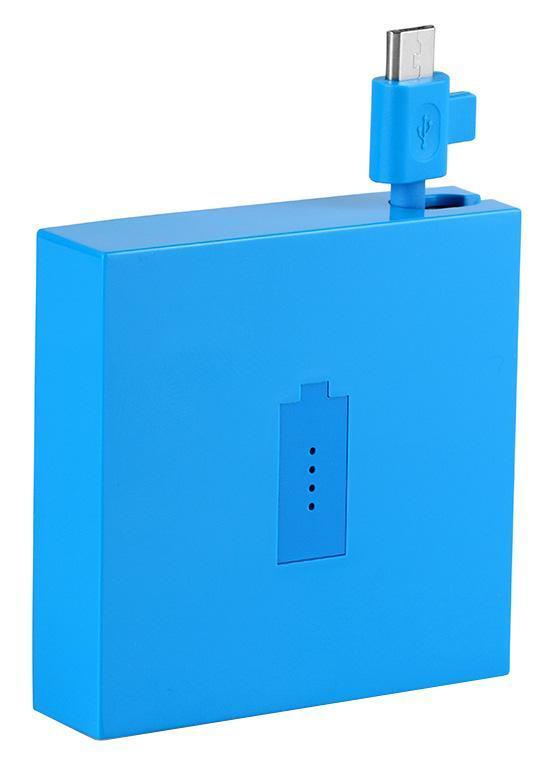 Nokia DC-18, Cyan внешний аккумулятор02737T6Совместимо с micro-USB Устройство совместимо со всеми телефонами, которые можно заряжать через разъем micro-USB. Постоянная готовность к зарядке вашего устройства Вытяните кабель, чтобы начать зарядку. После окончания зарядки вставьте его обратно. Используя это удобное портативное зарядное устройство, вы всегда сможете быстро зарядить аккумулятор телефона. Яркое и легкое Возьмите энергию с собой. Легкое и компактное зарядное устройство, которое умещается в сумке. Предлагается четыре ярких расцветки на выбор, поэтому вы можете подобрать зарядное устройство, подходящее по цвету к вашему телефону.