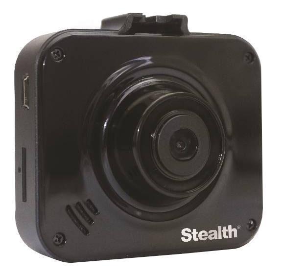 Stealth DVR ST 90, Black видеорегистратор
