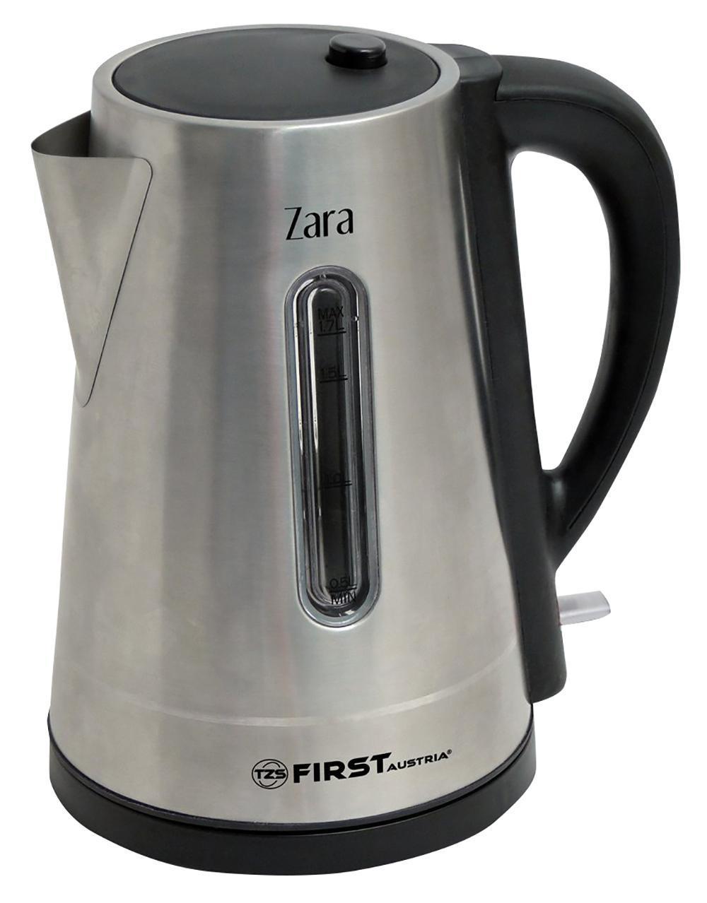 First FA-5411-4, Black электрический чайник