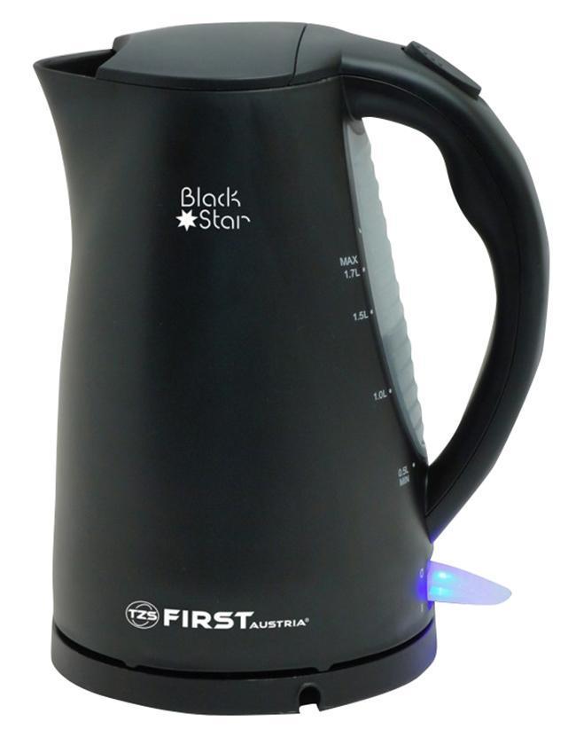 First FA-5419-1, Black электрический чайникFA-5419-1 Black